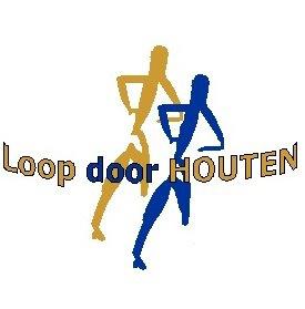 Loop door Houten